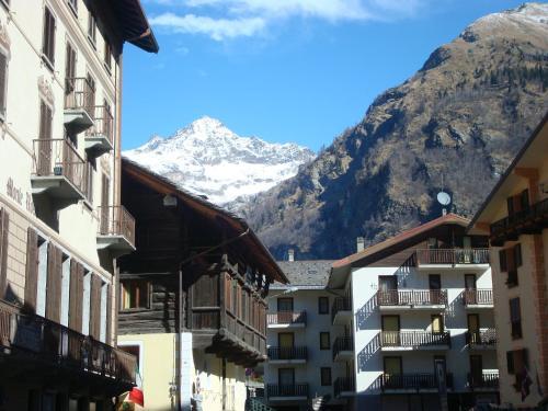 Casa Alagna - Apartment - Alagna Valsesia