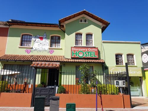 Hotel Discovery Quito