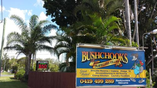 Фото отеля Bushchooks Travellers Village
