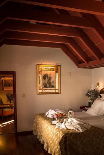Junior Suite mit Aussicht Las Casas de la Judería de Córdoba 23