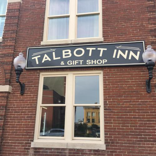 Talbott Tavern And Inn - Bardstown, KY 40004