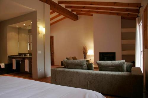 Suite Deluxe Aldea Roqueta Hotel Rural 1