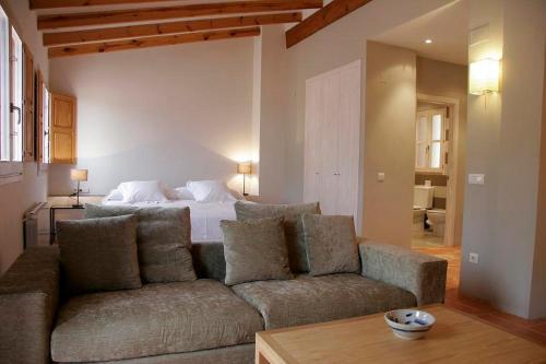 Suite Deluxe Aldea Roqueta Hotel Rural 3