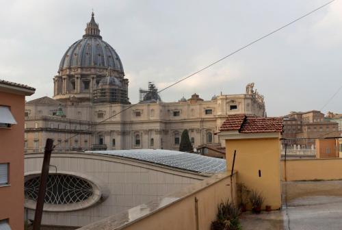 Under Saint Peter's Dome