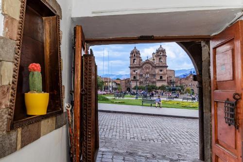Hotel Hotel Inca Wasi Plaza