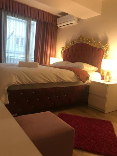 Istanbul Luxx Suite rooms