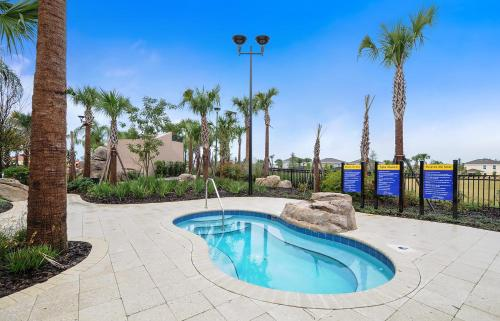 Solterra Five Bedroom Holiday Home 97 - Davenport, FL 33837