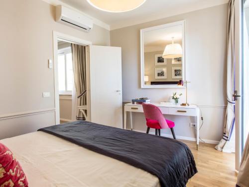 Appartamento Deluxe con 1 Camera da Letto e Balcone