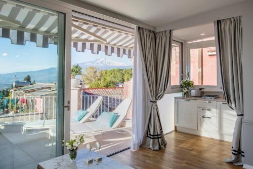 Appartamento con 1 Camera da Letto, Terrazza e Vista Mare