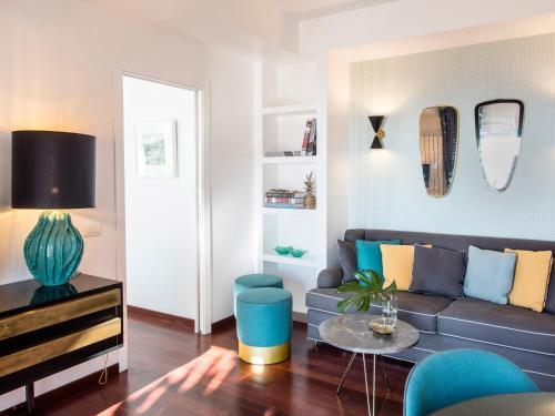 Appartamento con 1 Camera da Letto e Vista Mare - Edificio Separato