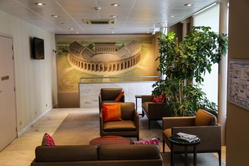 Hotel Des Arenes photo 22