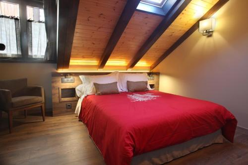 Double or Twin Room Hotel La Neu 10
