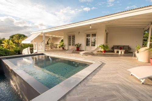 . Villa Rosette