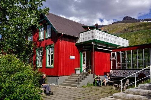 Accommodation in Seyðisfjörður