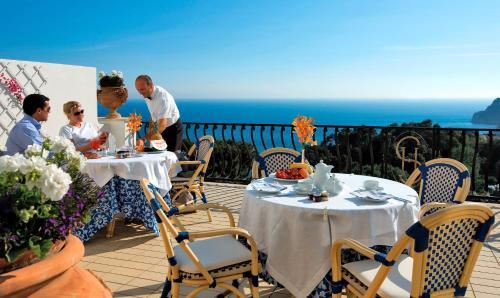 Via Tragara 8, 80073 Capri, Italy.