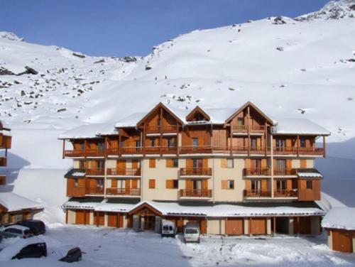 Peclet Appartements Val Thorens Immobilier Val Thorens