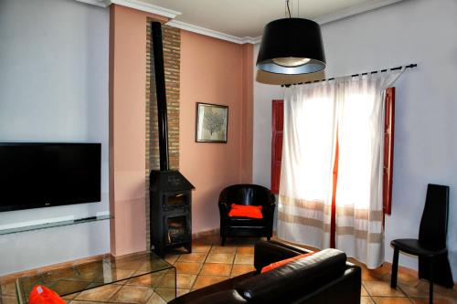 Two-Bedroom Apartment (4 Adults) - single occupancy Hotel Rural El Molino de Felipe 5