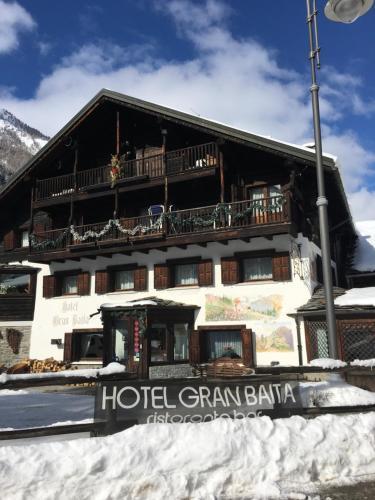 . Hotel Gran Baita