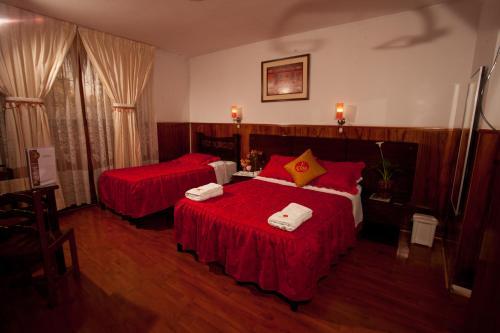 Hotel Estacion Suite