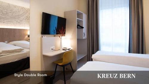Foto - Kreuz Bern Modern City Hotel