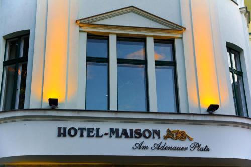Hotel-Maison Am Adenauerplatz photo 49