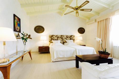 Junior Suite Hotel Rural Cas Pla 1
