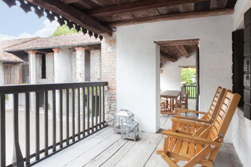 COLVAGO LA CORTE SPECTACULAR ANCIENT COUNTRY HOUSE - Apartment - Santa Giustina