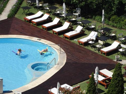 Фото отеля Epecuen Hotel & Spa Termal