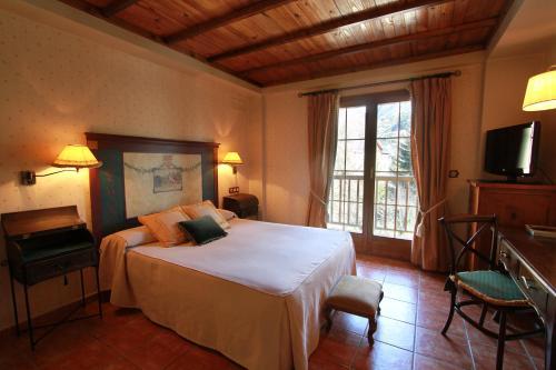 Superior Doppel- oder Zweibettzimmer mit Zugang zum Spa  Hotel Bocalé 1