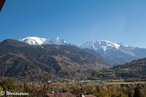 Chalet Worldsareus, Mont Blanc - Apartment - Passy Plaine Joux