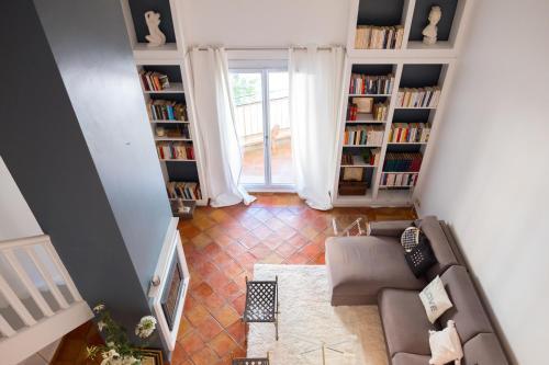 Perrine Duplex - Location saisonnière - Saint-Tropez