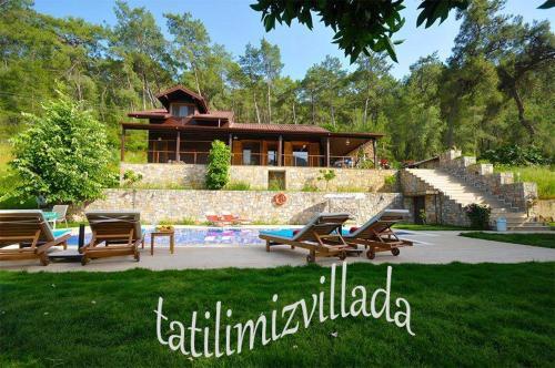 Göcek Villa Gizli Cennet Göcek online rezervasyon