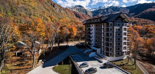 Departamento Sector Nevados de Chillan Wentrukal Turismo - Apartment - Nevados de Chillán