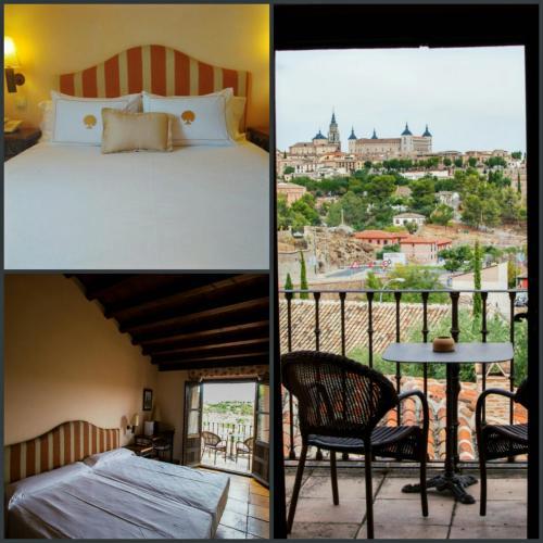 Habitación Doble con terraza - 1 o 2 camas Cigarral de Caravantes 44