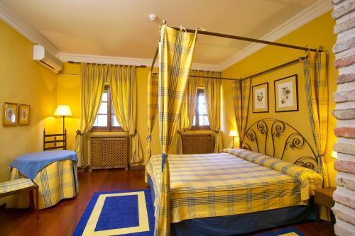 Habitación Doble - 1 o 2 camas - Uso individual Hotel Real Monasterio de San Zoilo 13