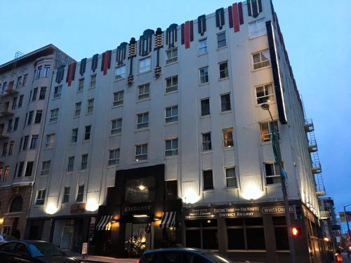 Embassy Hotel - San Francisco, CA CA 94102