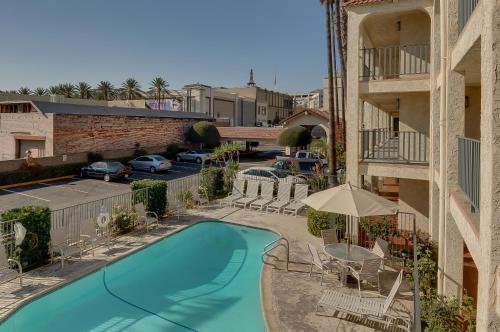 Vagabond Inn Glendale - Glendale, CA CA 91204