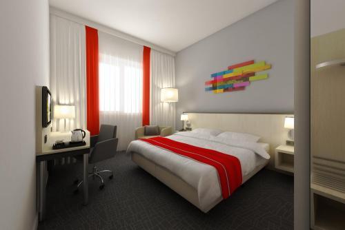 Park Inn by Radisson Amsterdam Airport Schiphol room photos