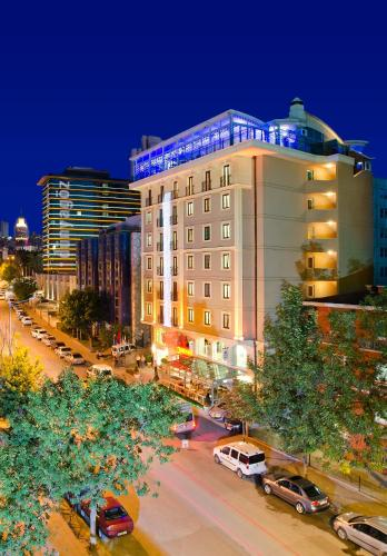 Ankara Midas Hotel adres