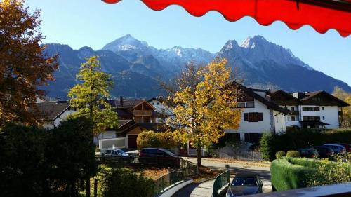 Fewo Königsberger Garmisch-Partenkirchen