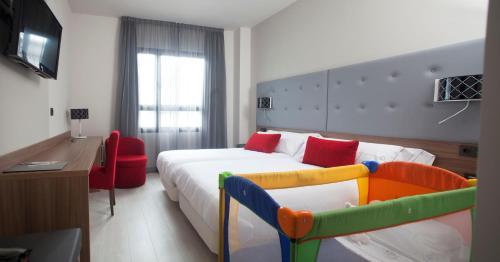 Hotel K10 salas fotos