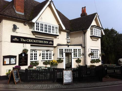 The Cricketers Inn (with B&B)