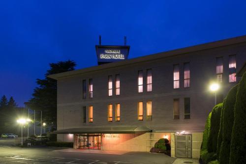 八戶公園酒店 Hachinohe Park Hotel