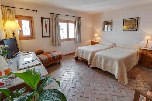 Superior Double or Twin Room Hotel La Casa del Califa 23