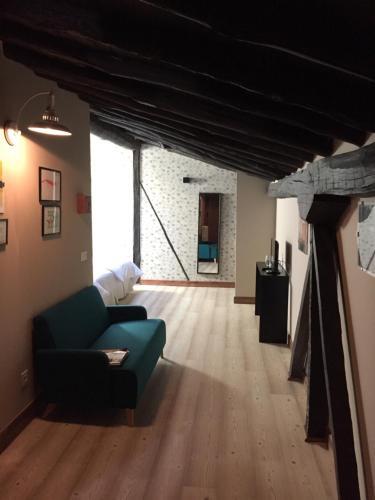 Deluxe Double Room - single occupancy De Aldaca Rural 15