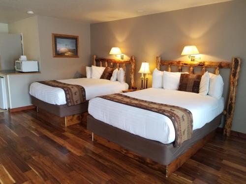 Sandman Motel - Accommodation - Libby