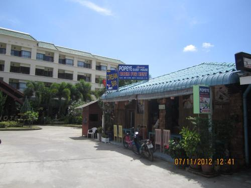 Popeye Guesthouse Krabi