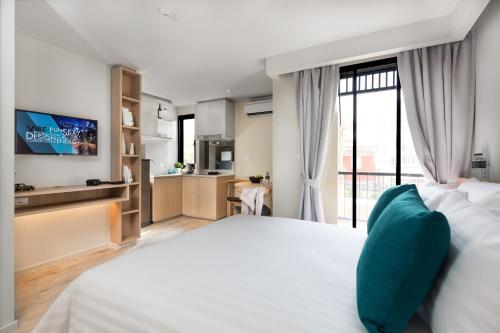 X2 Vibe Bangkok Sukhumvit Hotel photo 53