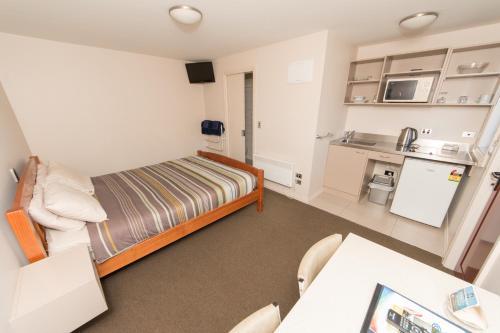 Aaron lodge Holiday Park - Hotel - Dunedin