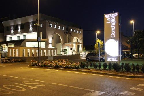 . Hotel La Conchiglia